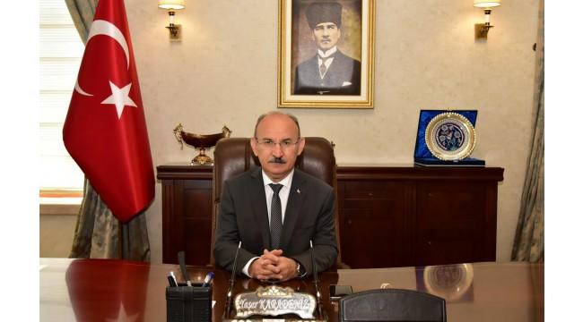 Vali Karadeniz: 'Zorunlu haller dışında evlerinizden dışarı çıkmayınız'