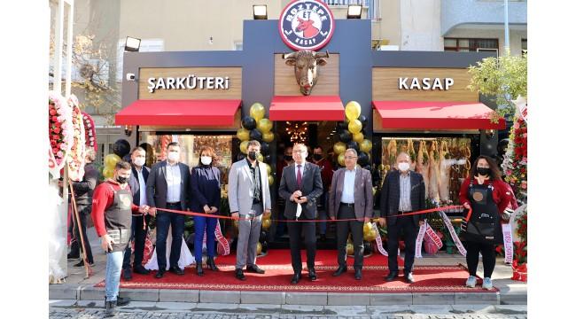 Boztepe ilk halkasını Turgutlu'da açtı
