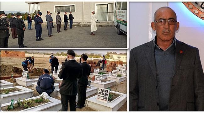 Kıbrıs Gazisi Halil Şahan'a son görev