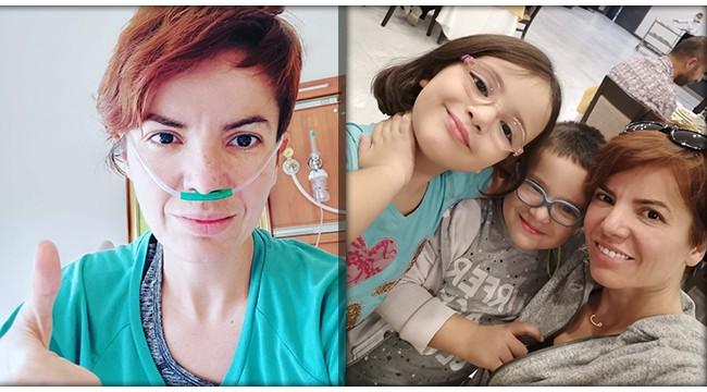 Kovid-19 hastaları yaşadıklarını anlatıyor: 'İlk defa ölmekten korktum'