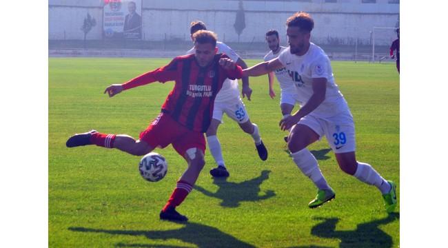 2.Lig'de en az berabere kalan takım: Turgutluspor (0)