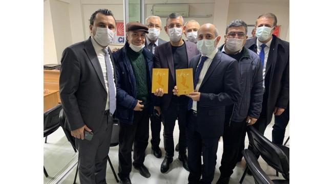 CHP JES Komisyonu Manisa incelemesini tamamladı: JES'ler Tarımın Katili Olma Yolunda