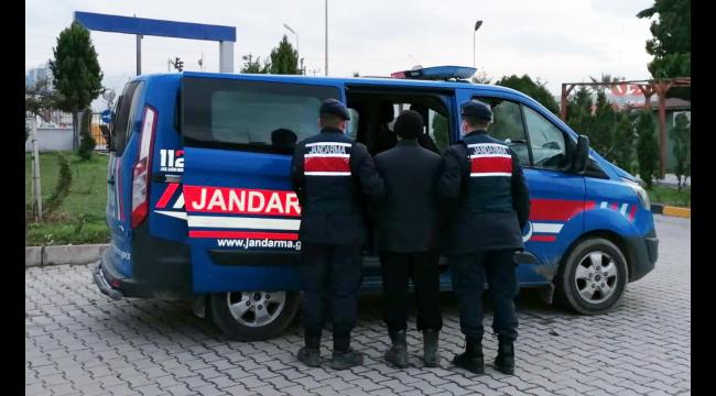 Jandarma dedektifleri JASAT aranan şahısların peşinde: 5 gözaltı!
