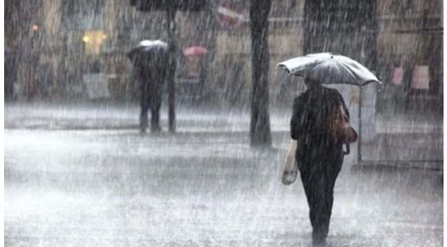 Meteorolojiden Manisa için kuvvetli yağış uyarısı