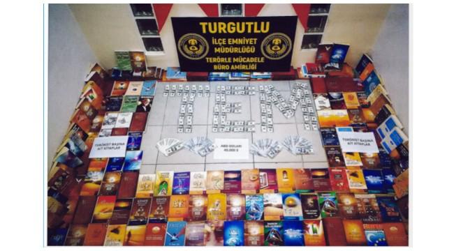 Turgutlu merkezli 4 ilde FETÖ operasyonu: 7 gözaltı