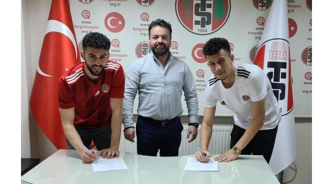 Turgutluspor, Beşiktaş'tan Erdoğan ve Başakşehir'den Muhammet'i kiraladı