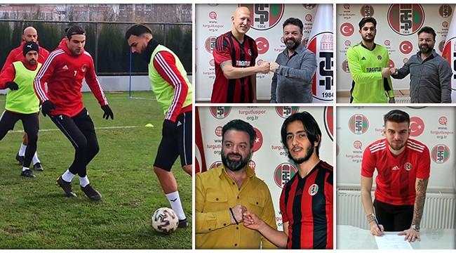 Turgutluspor'da Kırşehir Belediyespor hazırlıkları