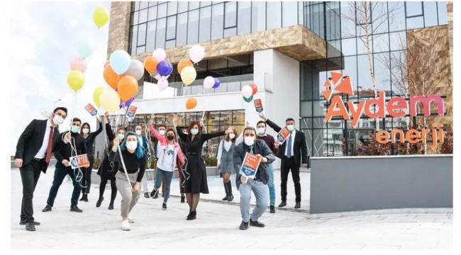 Aydem Enerji, 11 grup şirketiyle Great Place to Work®️ Sertifikası kazandı