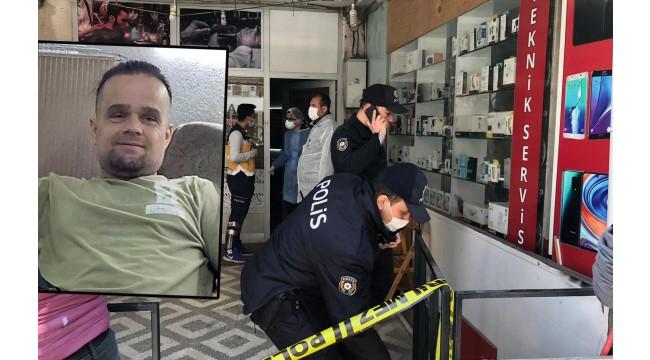 51 yaşındaki berber, iş yerinde ölü bulundu