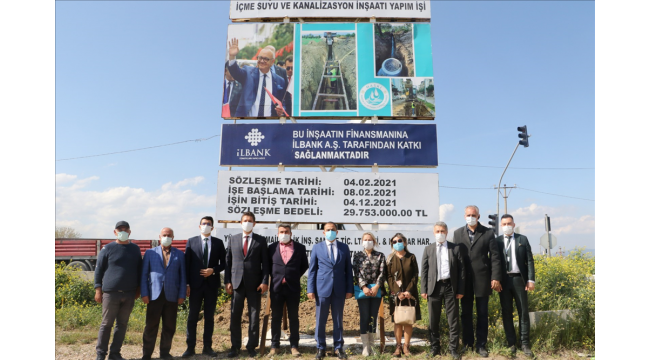 Çepnidere'de alt ve üstyapı dönüşümü