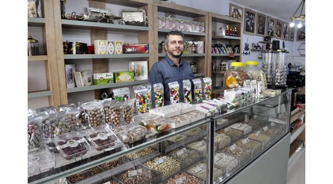 Seranuts Kuruyemiş Turgutlu'da 2.şubesini açtı