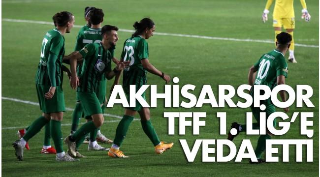Akhisarspor, TFF 1. Lig'e veda etti
