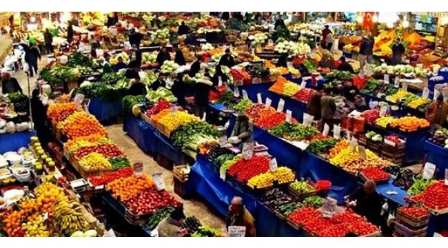Turgutlu'daki 4 pazar yerinde sadece yaş sebze/meyve ve fide satılacak