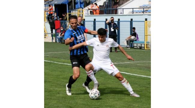 Turgutluspor deplasmanda Karacabey ile yenişemedi: 0-0