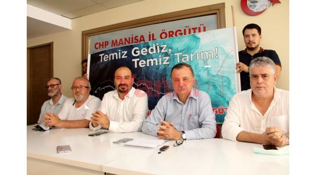 CHP'den MHP'ye yanıt: 'Gediz'in kirliliği sadece CHP'yi değil, AKP'yi, MHP'yi de ilgilendirir