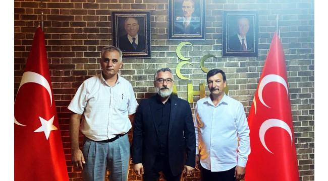 Turgutlu MHP'de Halil Konuş dönemi
