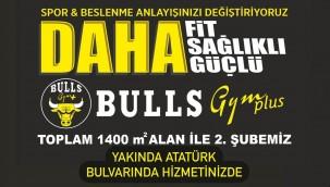 Bulls Gym Plus İçin Geri Sayım Başladı