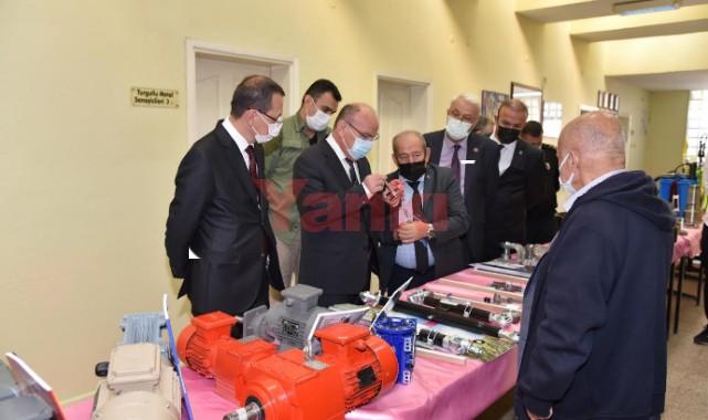 Küçük Sanayi Sitesi Kooperatifi, Vali Karadeniz'i ağırladı