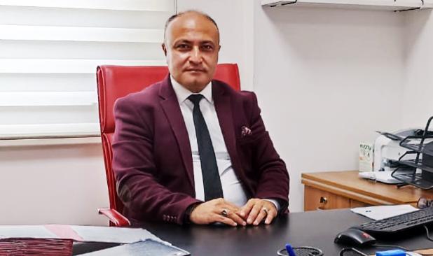 Turgutlu Devlet Hastanesi Müdürlüğüne Ozan Ağzıballı getirildi