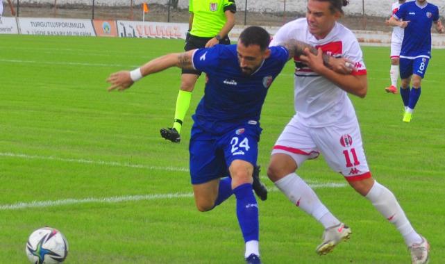 Turgutluspor'dan müthiş geri dönüş: 4-3