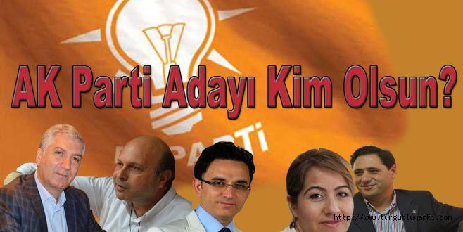 AK Parti Turgutlu Belediye Başkan adayı kim olsun?