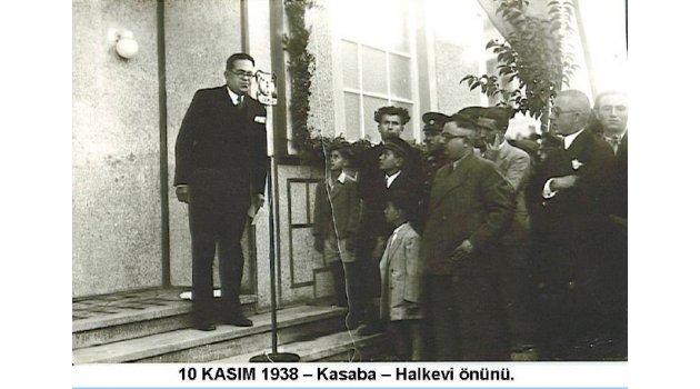Atatürk'ün Kasaba'ya gönderdiği telgraf