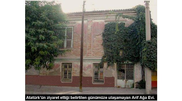 Atatürk'ün ziyaret ettiği evi kim yaktı?