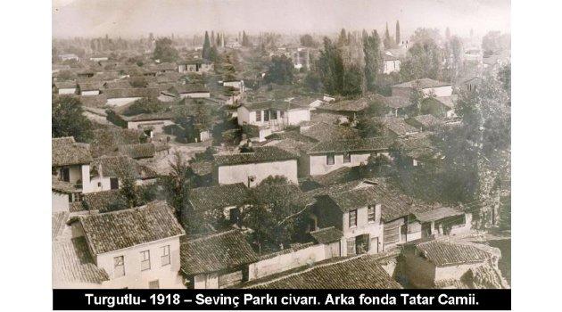 Çömlekçi Mahallesi ve Tatar Camii