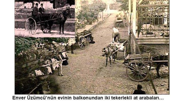 Eski iki tekerlekliler