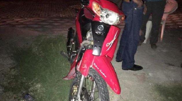 İki motosiklet karşılıklı çarpıştı: 2 yaralı