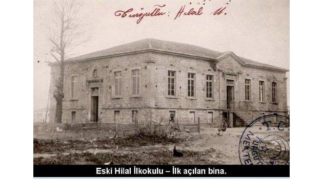 Kaybolan okul (Hilal İlkokulu)