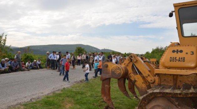 Köylülerden arazi kiralama tepkisi