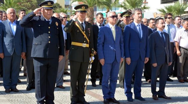 30 Ağustos Zaferi'nin 93.yıldönümünü kutladık