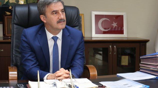 Başkan Şirin: Hain şer odakları Türk Milleti'nin birlik ve bütünlüğü karşısında er ya da geç yok olacaktır