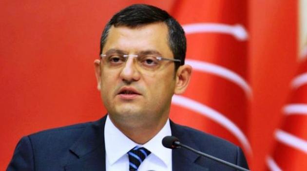 CHP Manisa'da Özel liste başı