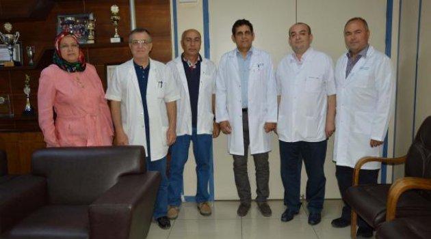 Felçli hastalara özel ünite açıldı