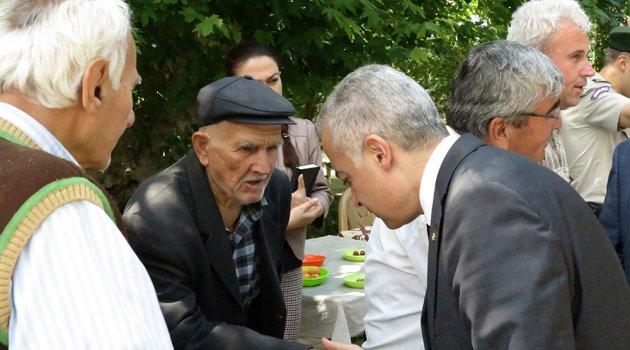 Kaymakam Turan Yeniköy'de
