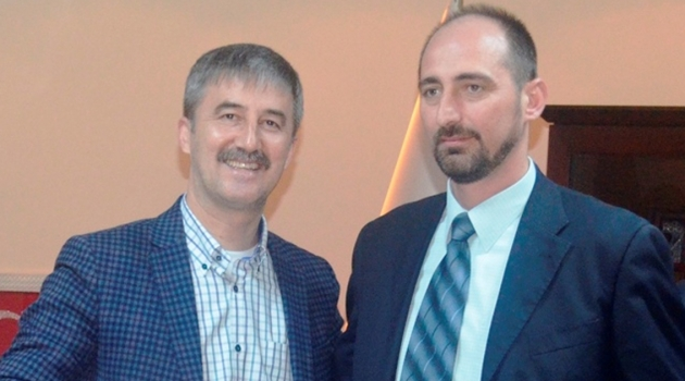 Turgutlu'da Türk-Makedon İşbirliği Temasları