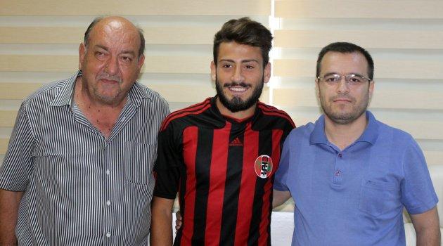 Turgutluspor Fatih Somuncu'yla imzaladı