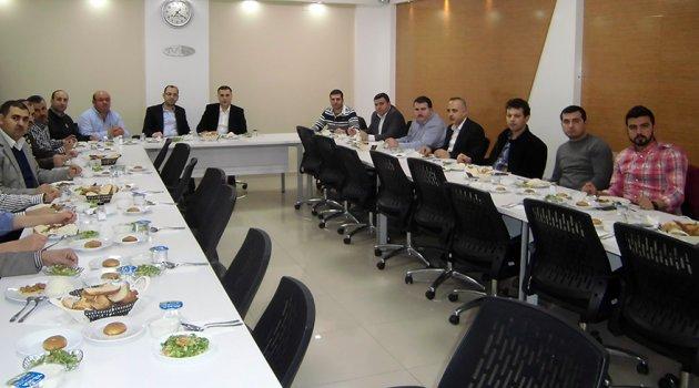 TUSİAD'ta dernekler buluşması