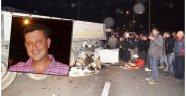 Otomobil TIR'a arkadan çarptı: 1 ölü, 1 yaralı