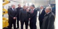 Vali Erdoğan Bektaş Turgutlu OSB'de