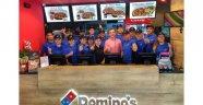 Turgutlu'ya bir dünya markası Domino's Pizza