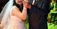 Down sendromlu Yasemin'in düğün hayali gerçek oldu