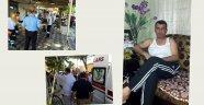 Zeytin tüccarı işyerinde tabancayla öldürüldü