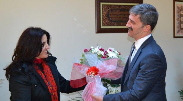 Turçep'ten Belediye Başkan Şirin'e Teşekkür
