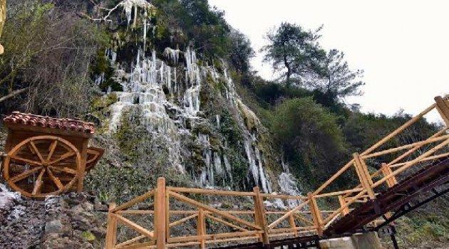 Turistik Kurşunlu Kaplıcaları yenilendi