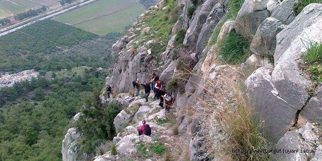 Zirve Dağcıları Söke -Priene– Davutlar (Z Yolu) Parkurundaydı