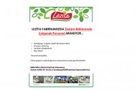 LEZİTA FABRİKAMIZDA üretim Bölümünde çalışacak personel aranıyor
