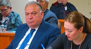 Zafer İN Operasyonu TUTSO Meclis üyelerine anlatıldı